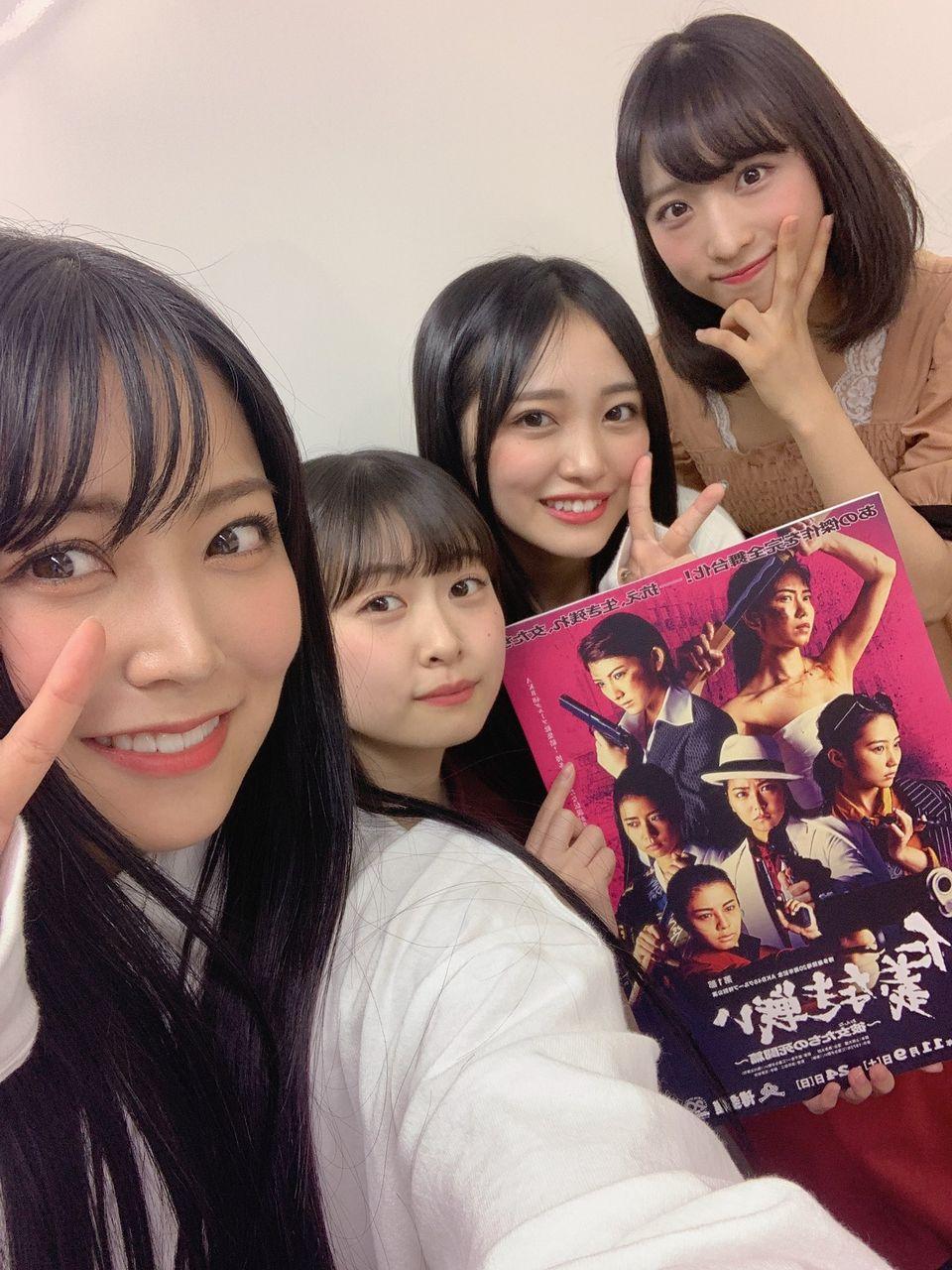 【AKB48】小栗有以さん、白間美瑠にツッコまれてしまうw