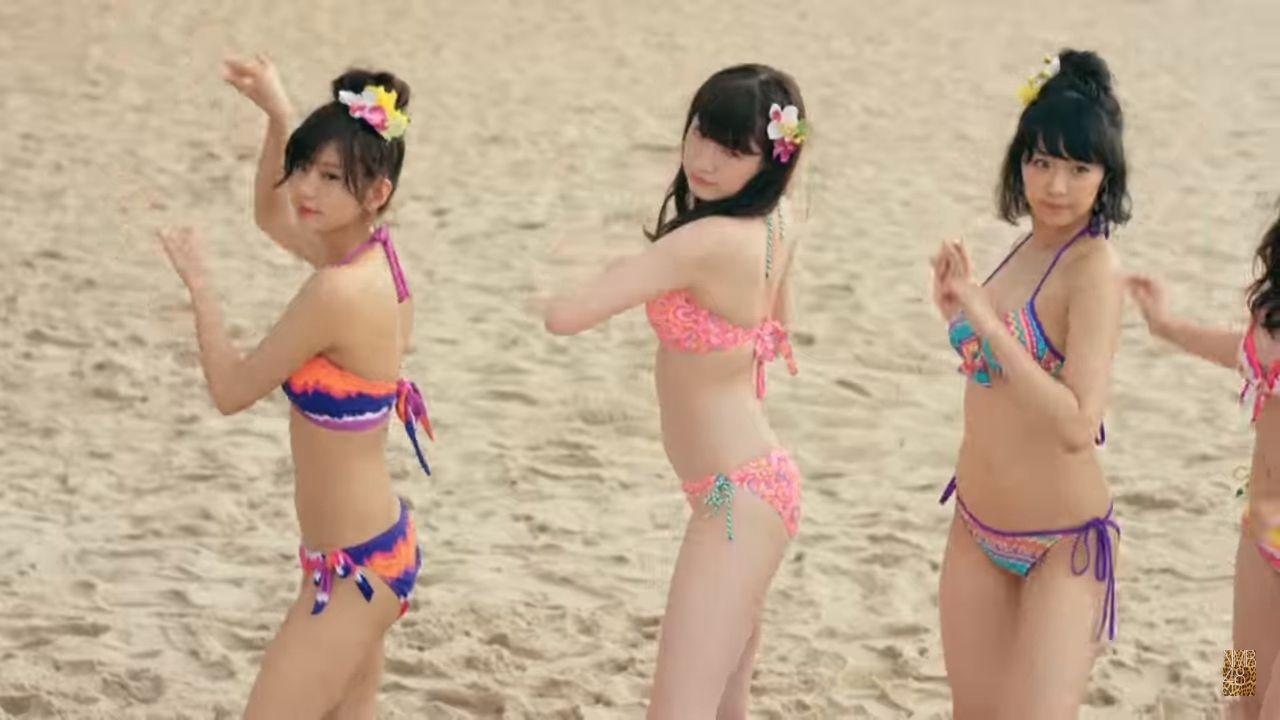 【NMB48】加藤夕夏の腰のくねりがヤバいwwwwwww【僕はいない(Dance ver.)】