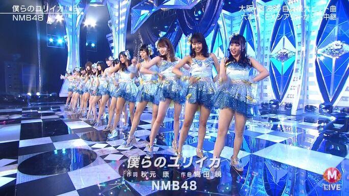 【朗報】NMB48総選挙開催キタ━━ヾ(゚∀゚)ノ━━!!