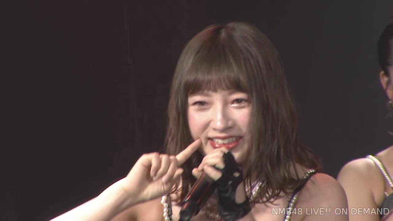 【NMB48】東由樹さん、涙が止まらない。