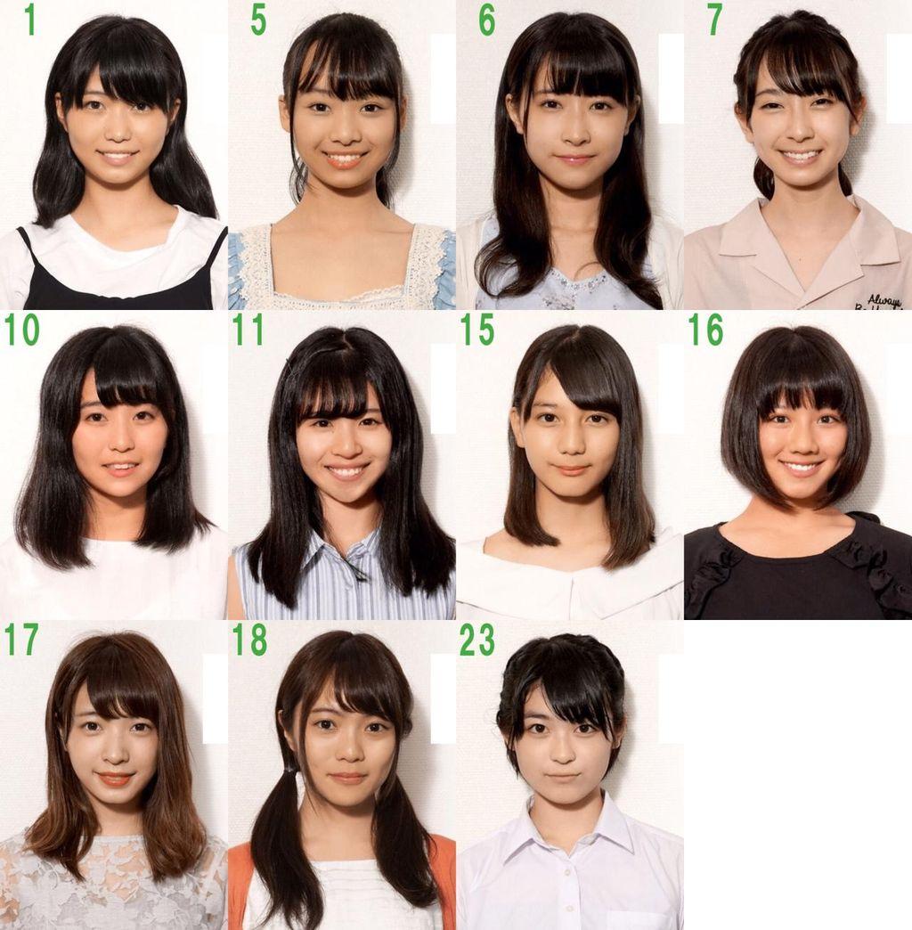 【欅坂46】ひらがなけやき2期最終オーディション美人すぎワロタwwww ネットの反応→