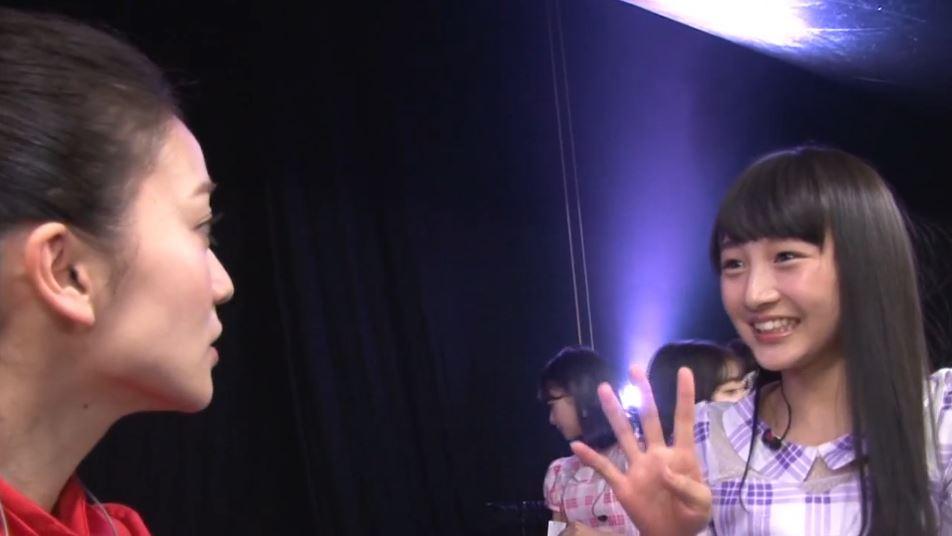 【AKB48】こじまつりの舞台裏で大島優子と山本彩加が対面してた件