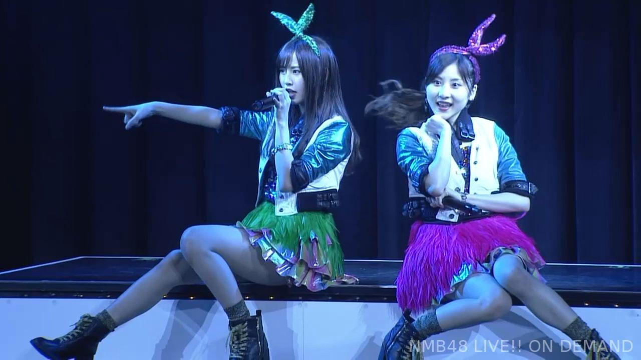 【朗報】NMB48劇場公演、無事に開催
