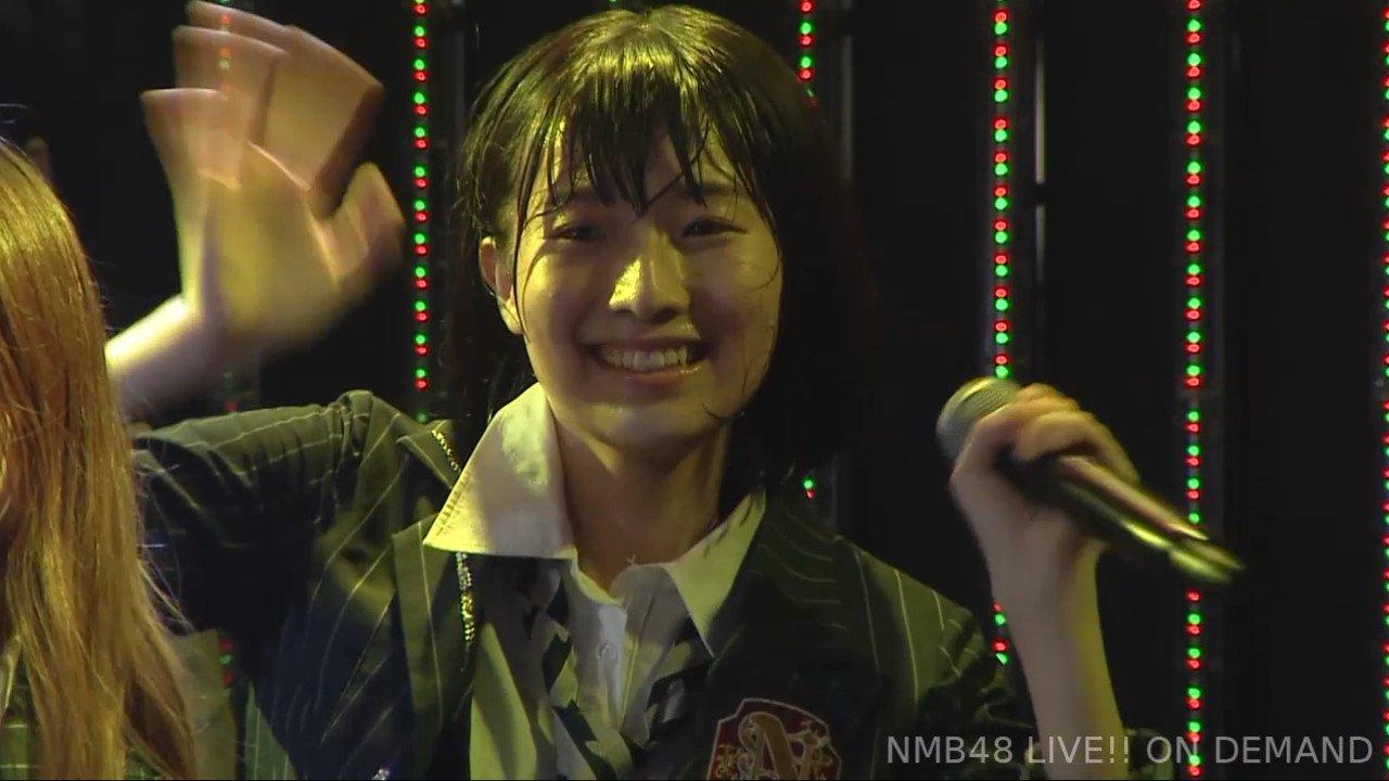 【NMB48】安部若菜、初日公演でなるモカの洗礼を受けるwwww