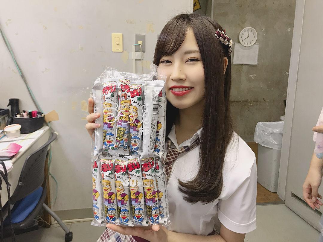 古賀成美「うまい棒の味で納豆味が1番好き」←お前ら何味が好き?