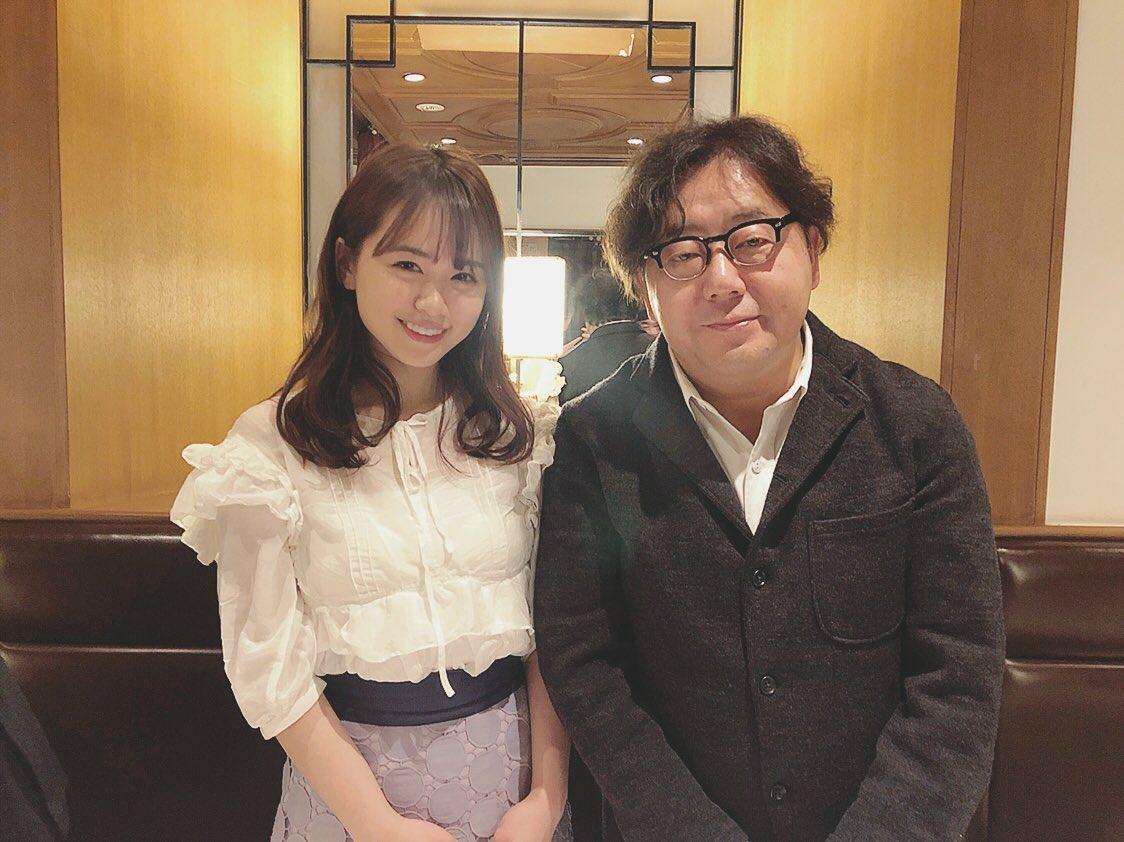 【朗報】秋元康P、HKT48を解雇追放された元メンバーと2ショット