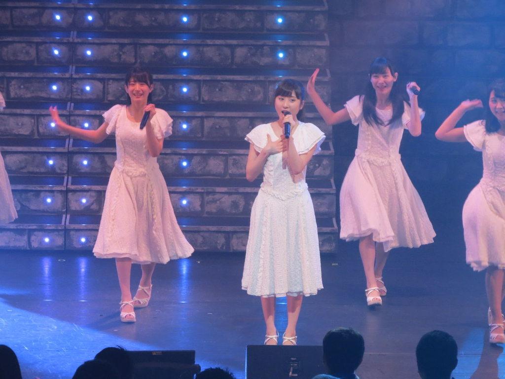 【NMB48】モカパンチのセンターが良かった件【藤江れいな卒業コンサート】