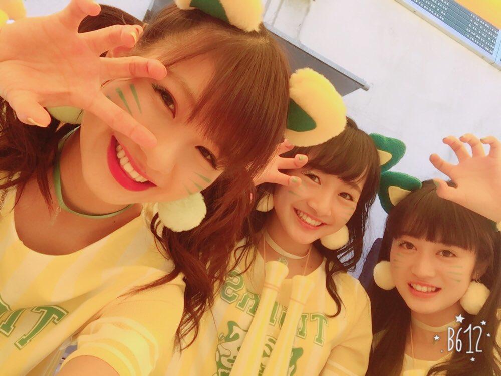 【NMB48】谷川愛梨の虎バンデビュークル━━━━(゚∀゚)━━━━!!