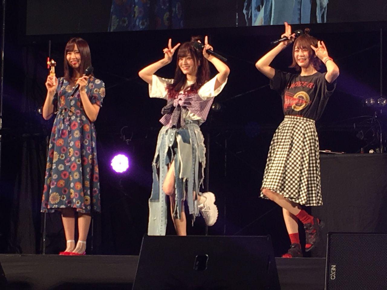 【NMB48】三田麻央のタイ土産、さや姉のNY土産【ヴァタ子】