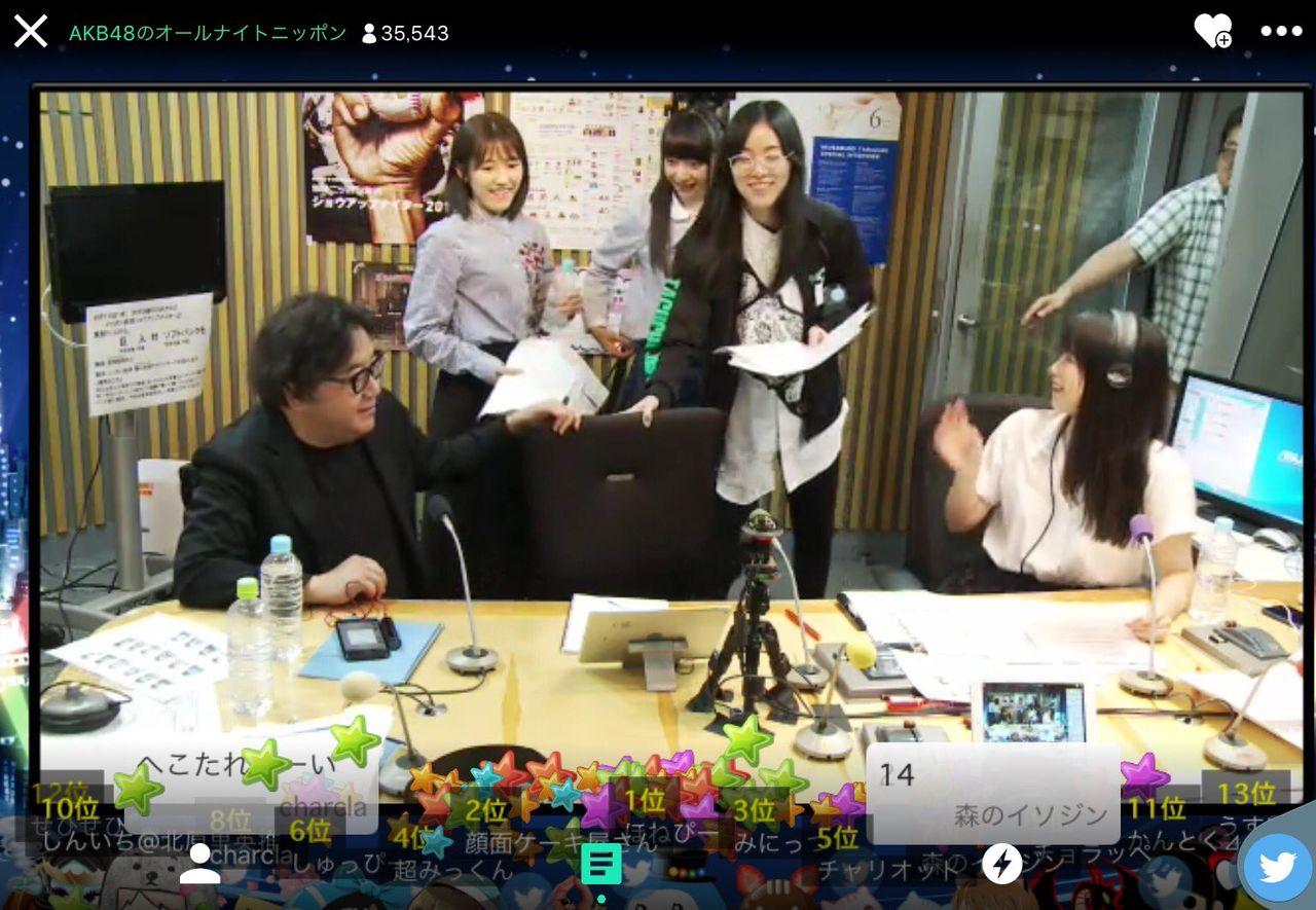 【悲報】ANNが渡辺麻友、松井珠理奈、荻野由佳を途中退場させる迷采配