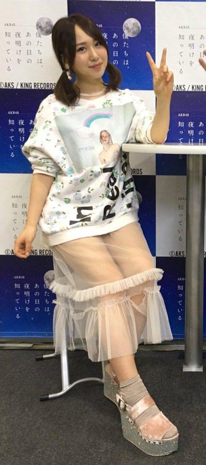 【AKB48】高橋朱里ちゃん個握2連休のお知らせ