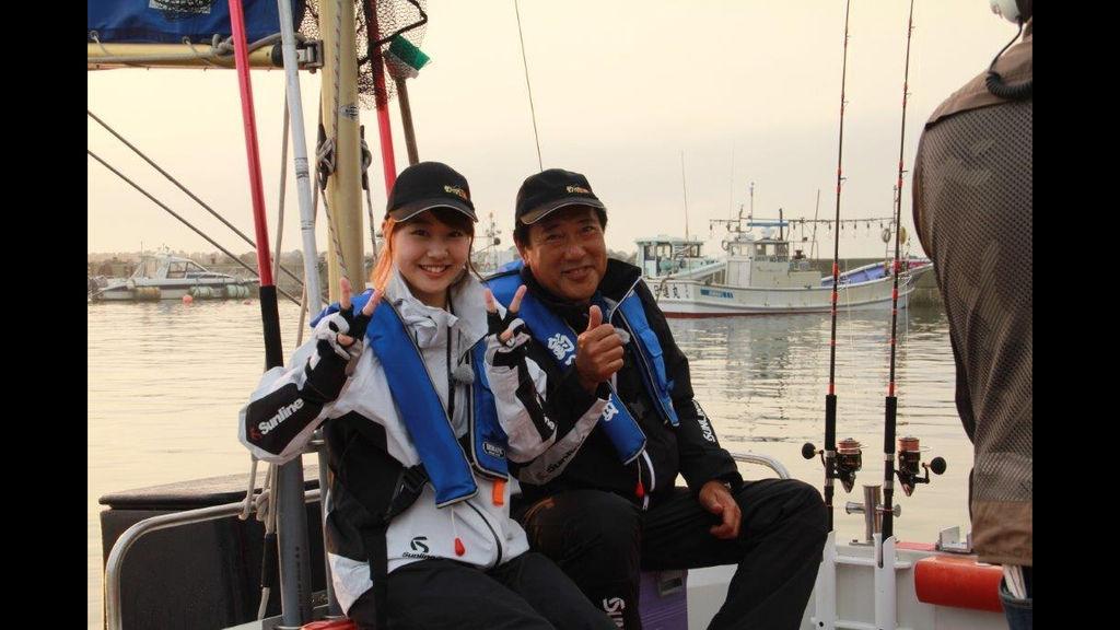 門脇佳奈子、8/28 NHK BSプレミアム「釣りびと万歳」に出演決定!