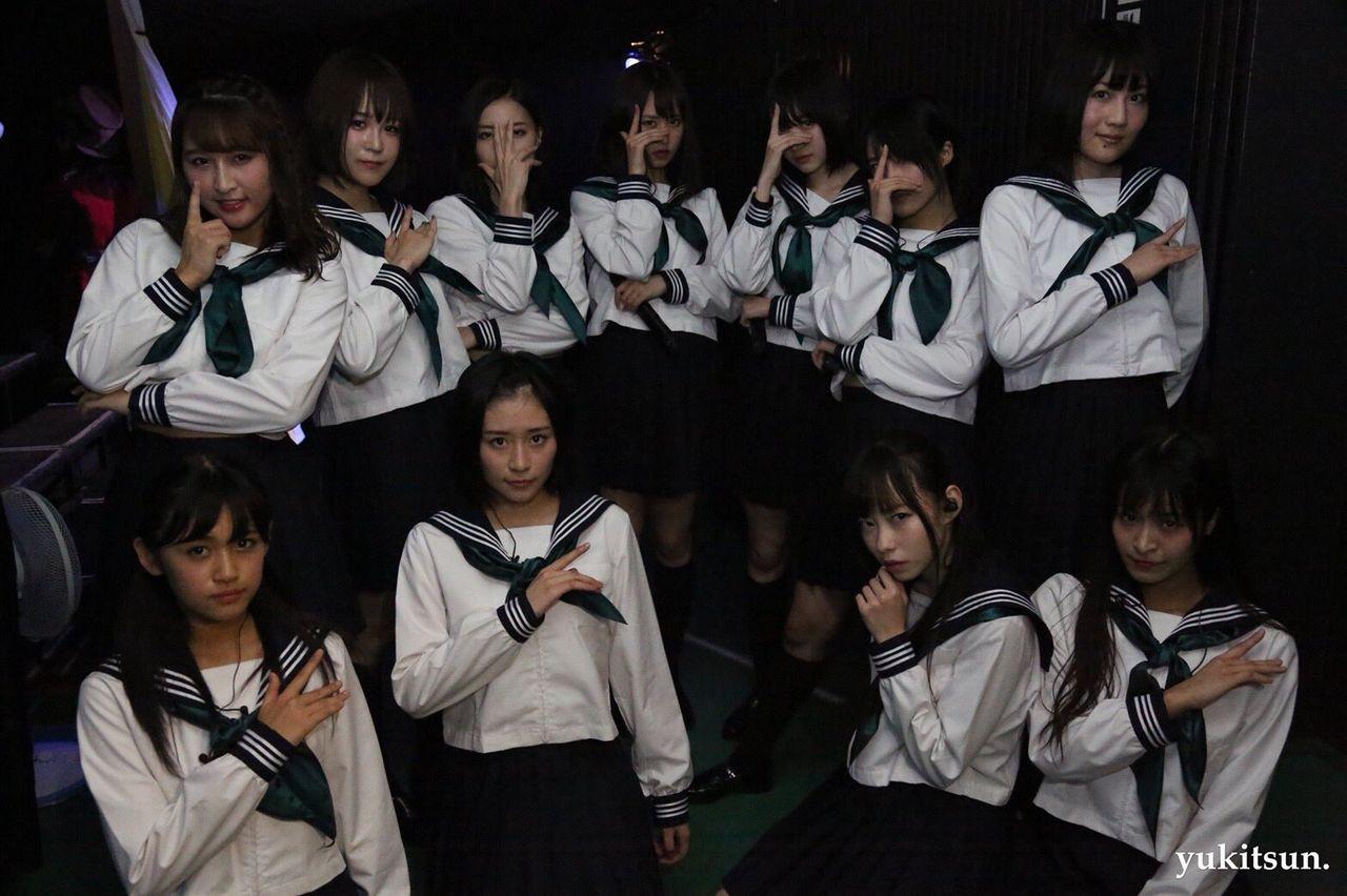 【NMB48 7週年】厨二選抜(太田夢莉センター)の欅坂48サイレントマジョリティーが大好評wwwwwwwww