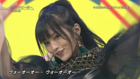 【ベストヒット歌謡祭】NMB48 17thシングル『ワロタピーポー』選抜初披露きたー・・・→ネットの反応