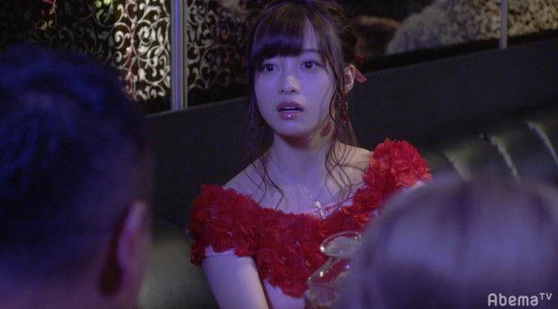 【動画】キャバ嬢姿の橋本環奈キタ━━━━(゚∀゚)━━━━!!