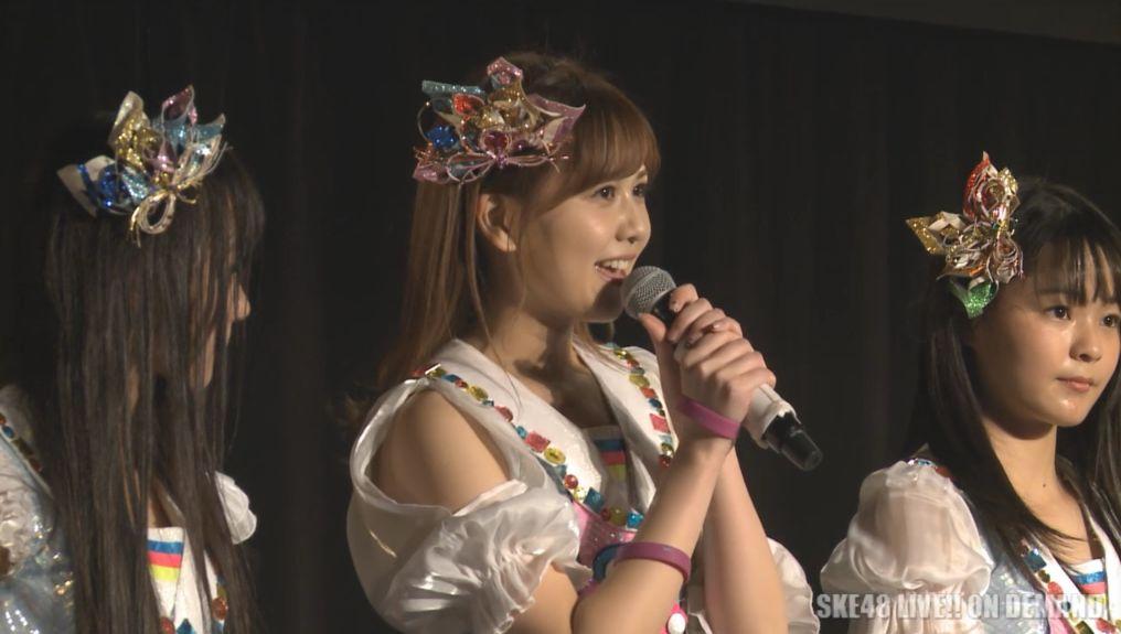 【SKE48】佐藤すみれ卒業発表。卒業公演は12月19日