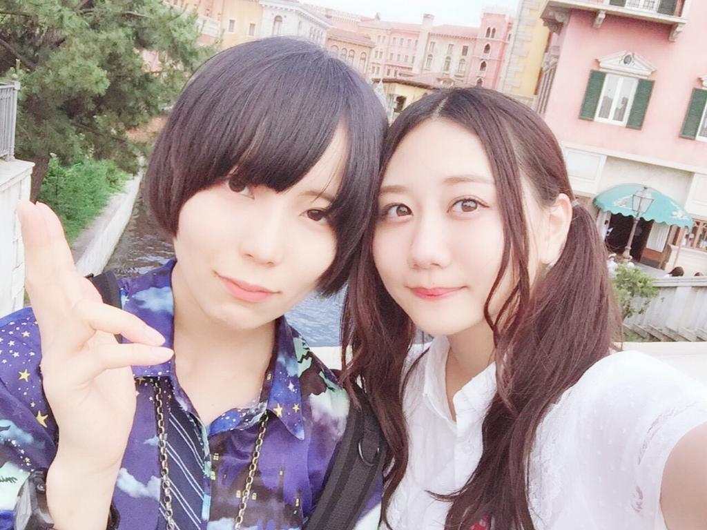 【朗報】SKE48古畑奈和ちゃんのデート相手、女だった!w 【逆転無罪】