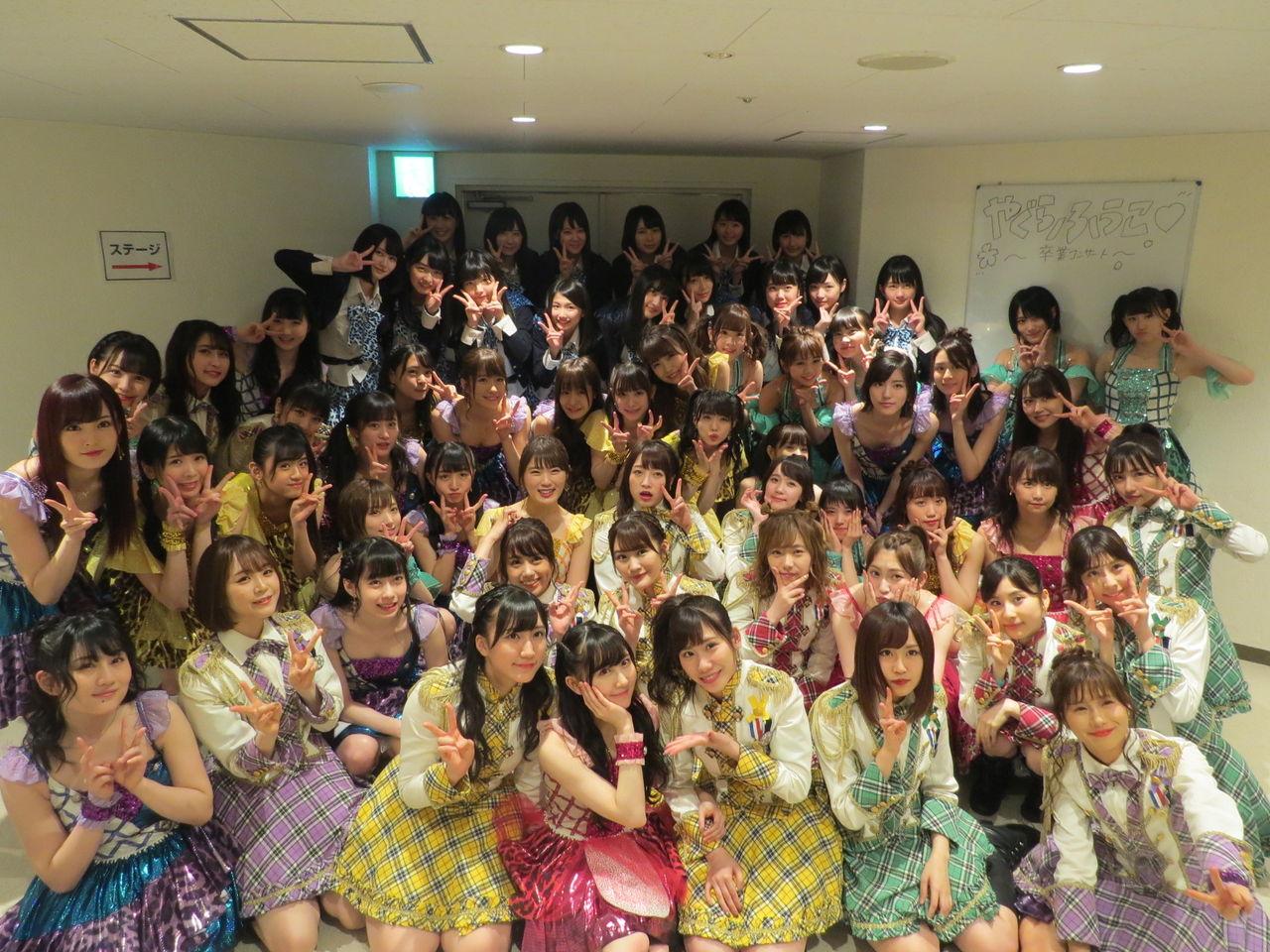 【NMB48】矢倉楓子『卒業コンサートinオリックス劇場』公演後メンバーの反応など
