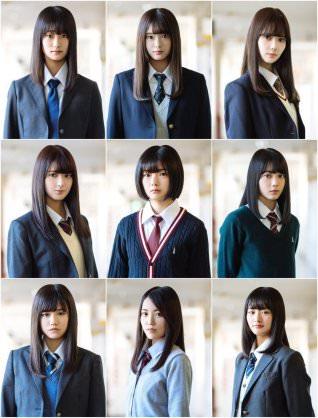 【画像】欅坂46 2期生について。