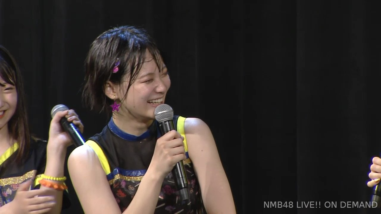 【NMB48】チームN新センター 河野奈々帆キタ━━━━(゚∀゚)━━━━!!