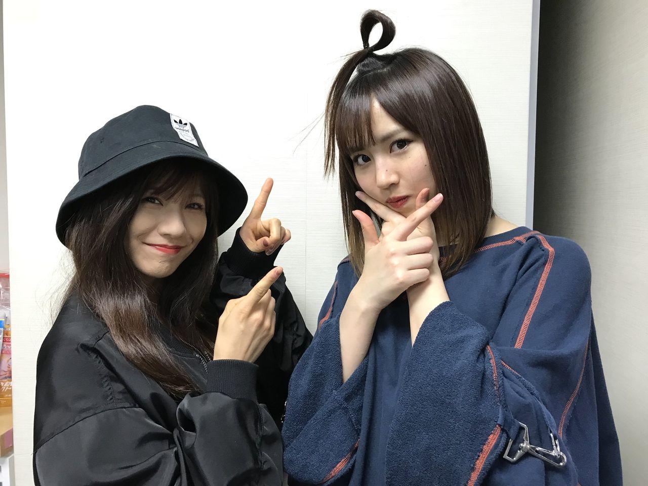 【NMB48】谷川愛梨、アカズノマ露出狂を観戦