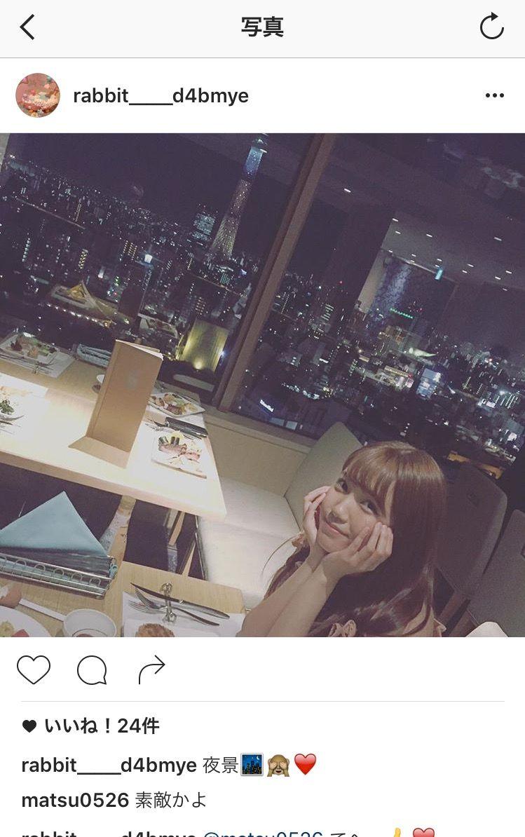 【悲報】AKB48の裏垢流出祭りでジャニーズとの噂も…流出元はメンバーか?