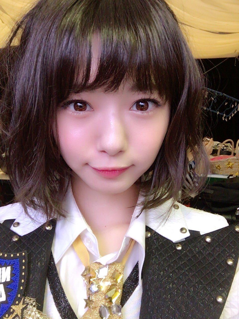 "【NMB48】ショートカット美少女""市川美織""爆誕キタ━━━━(゚∀゚)━━━━!!"