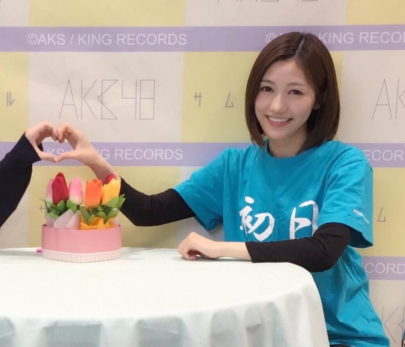 【速報】AKB48写メ会の女ヲタ可愛すぎわろたwwwwwwwww