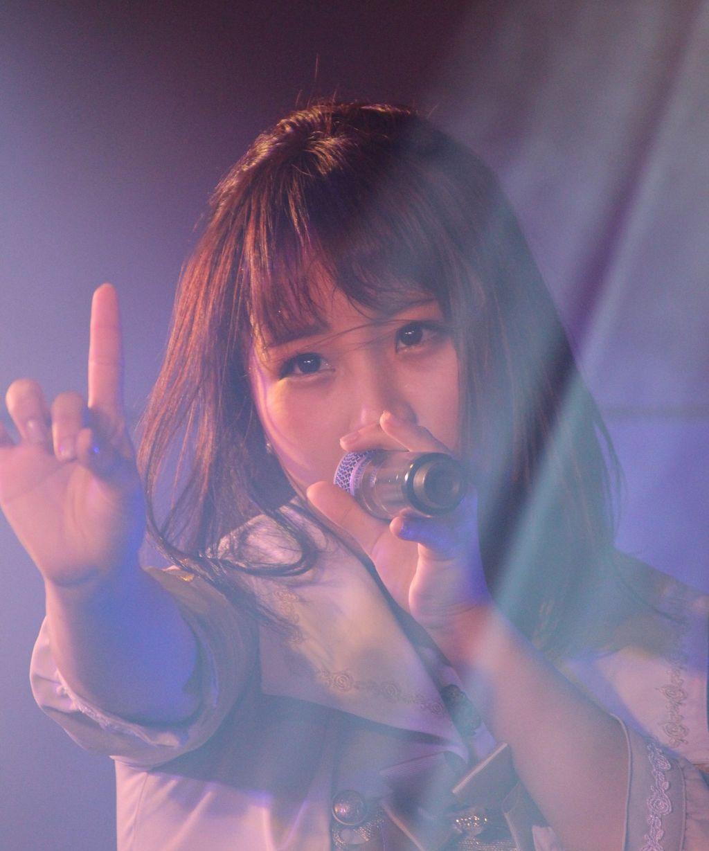 元HKT48、10COLOR'S、GALETTeの古森結衣さん転校少女歌撃団に入団