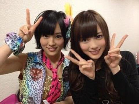 【AKB48/乃木坂46】彼女にしたいアイドル1位 白石麻衣 2位 山本彩。嫁にしたいアイドル1位 白石麻衣 2位 山本彩