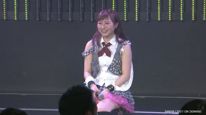 【NMB48リクアワ2016】超有能ゆきつんカメラキタ━━━━(゚∀゚)━━━━!!