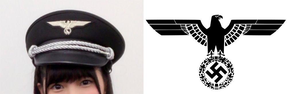 【悲報】欅坂46のナチス親衛隊そっくりの衣装が海外でも話題に