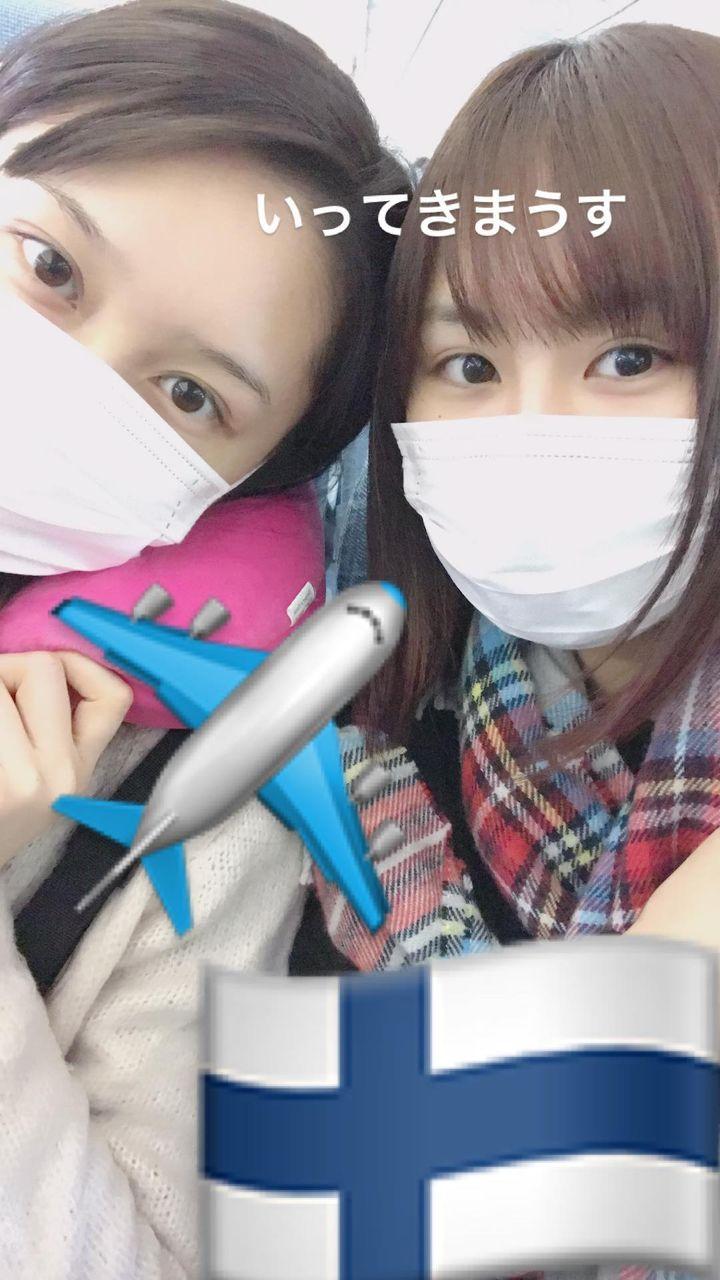 【朗報】NMB48 ふぅちゃん、遂にフィンランドへ飛び立つ!【矢倉楓子】