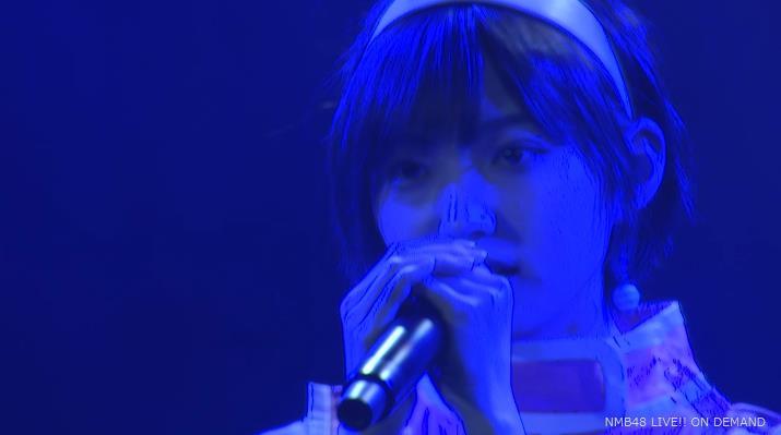 【速報】NMB48太田夢莉、2ヵ月ぶり公演復帰