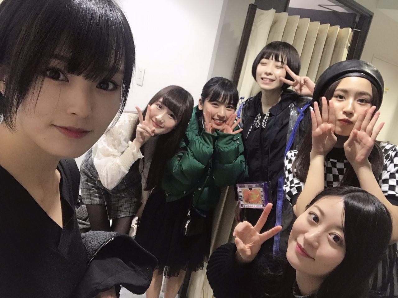 【NMB48】劇団アカズノマ『夜曲』千穐楽!モー娘。/山本彩/矢倉楓子/上西恵 らも観戦