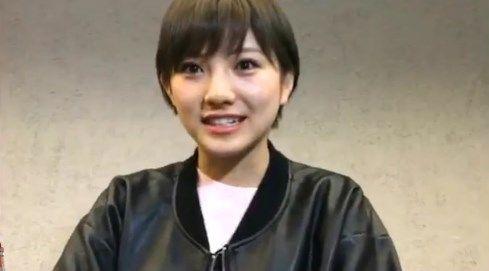 【速報】AKB48岡田奈々、STU48兼任をSHOWROOMで発表【動画】