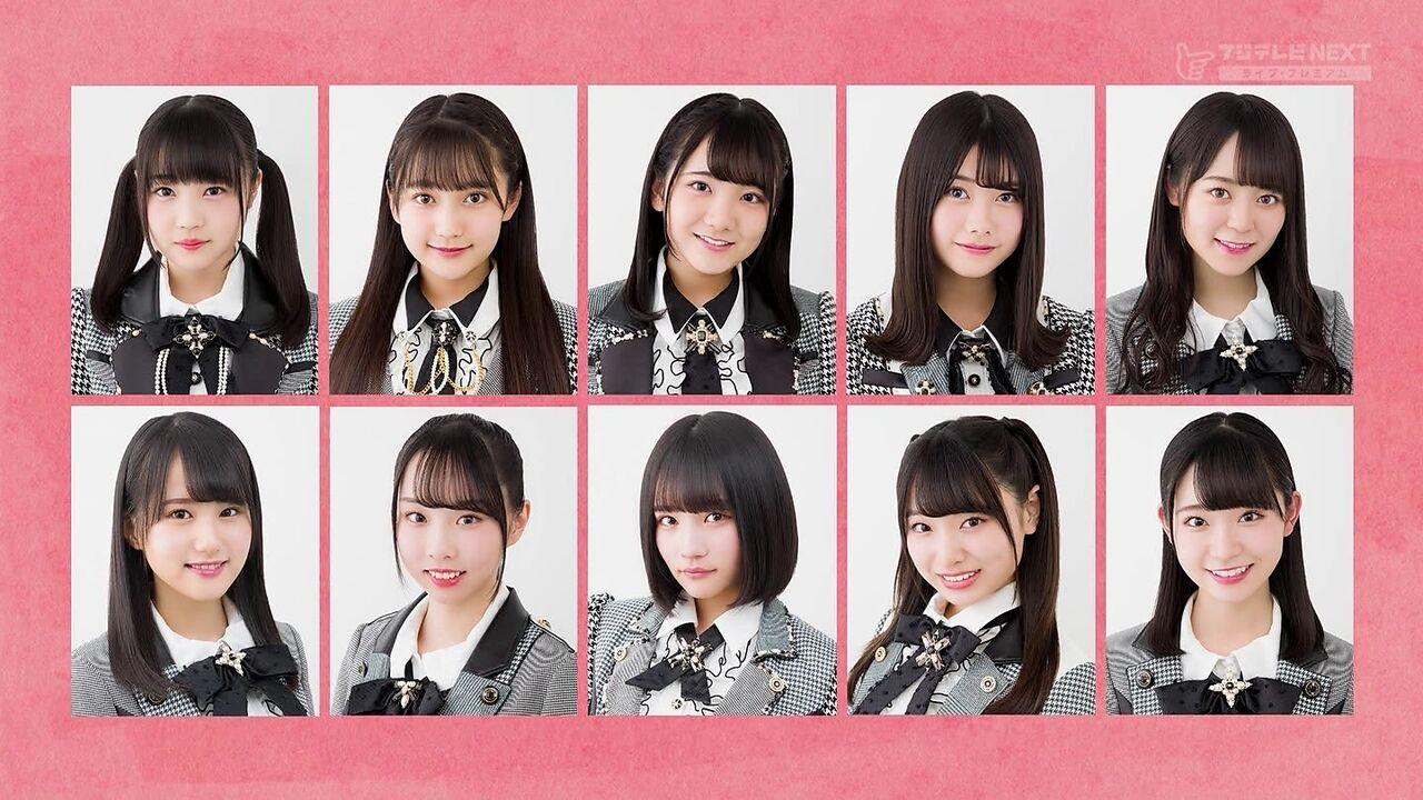 """【速報】 AKB48注目若手メンバー""""絶対的10人""""の新メンバー発表キタ━━━━(゚∀゚)━━━━!!"""