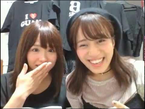 SKE48メンバー、禁断の大和田南那・西野未姫イジり