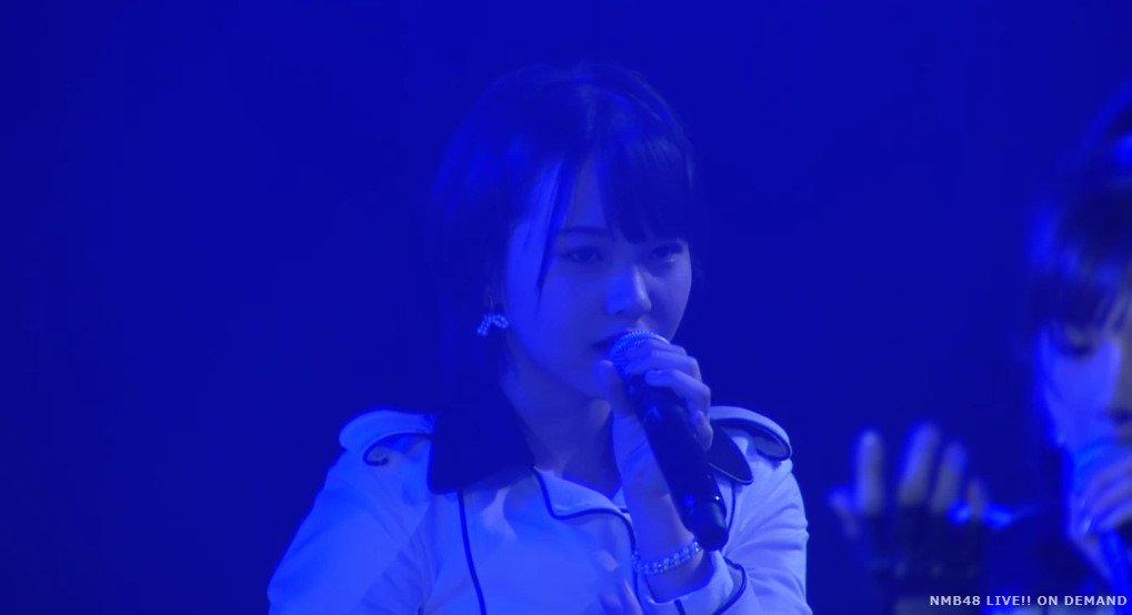 【NMB48】本郷柚巴、ショートカットで公演復帰