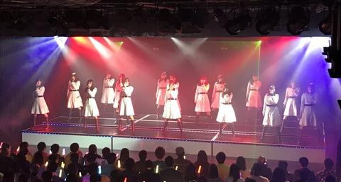 【NMB48】山本チームN『目撃者公演』千秋楽、歴史に終止符を打つ。