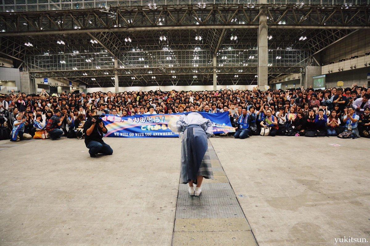 【山本彩】最終握手会。NMB握手会だけで延べ45万人と握手