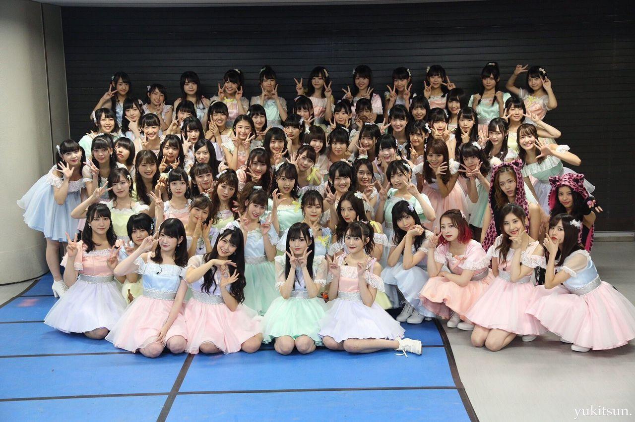 NMB48 8周年ライブ@大阪城ホール 感想・メンバーのSNSなど