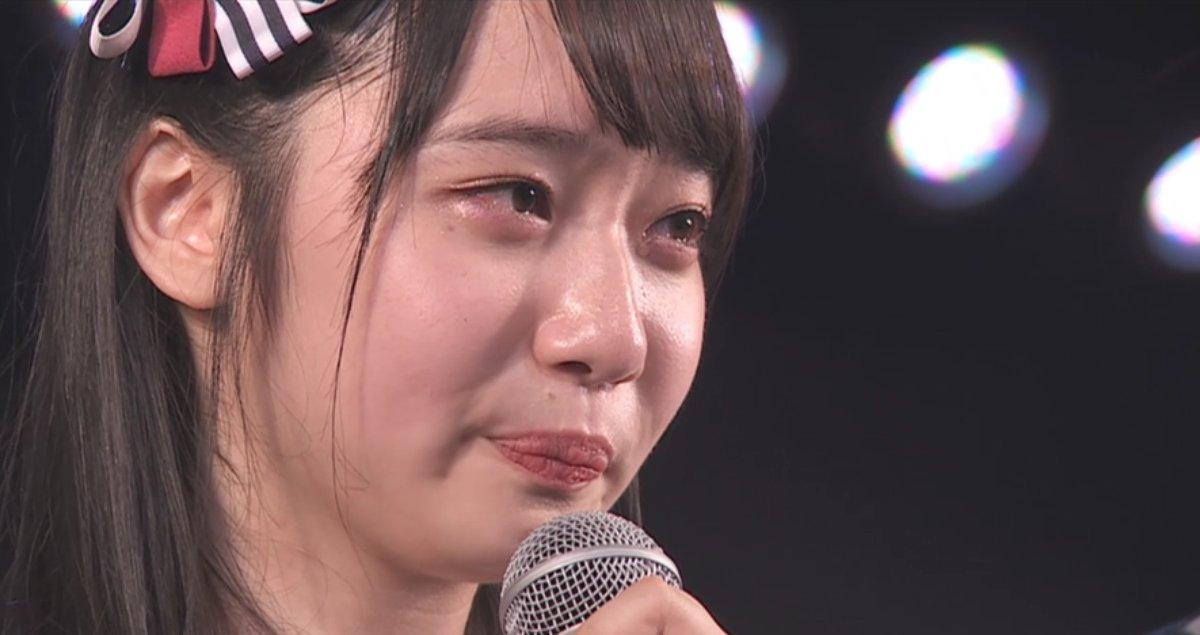 AKB48チーム8 阿部芽唯 卒業発表。卒業公演は8/20