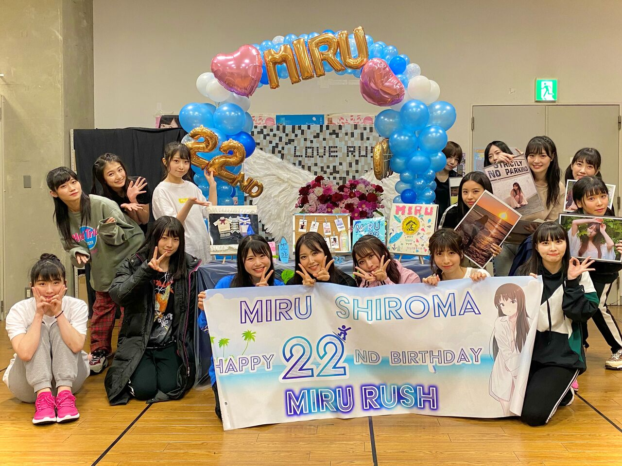 【NMB48】安部若菜ちゃん、METALLICA Tシャツが話題に