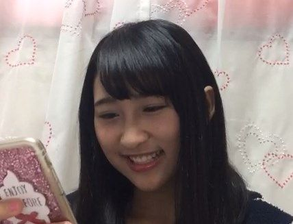 NMB48明石奈津子の恒例アカペラSHOWROOMキタ━━━━(゚∀゚)━━━━!!
