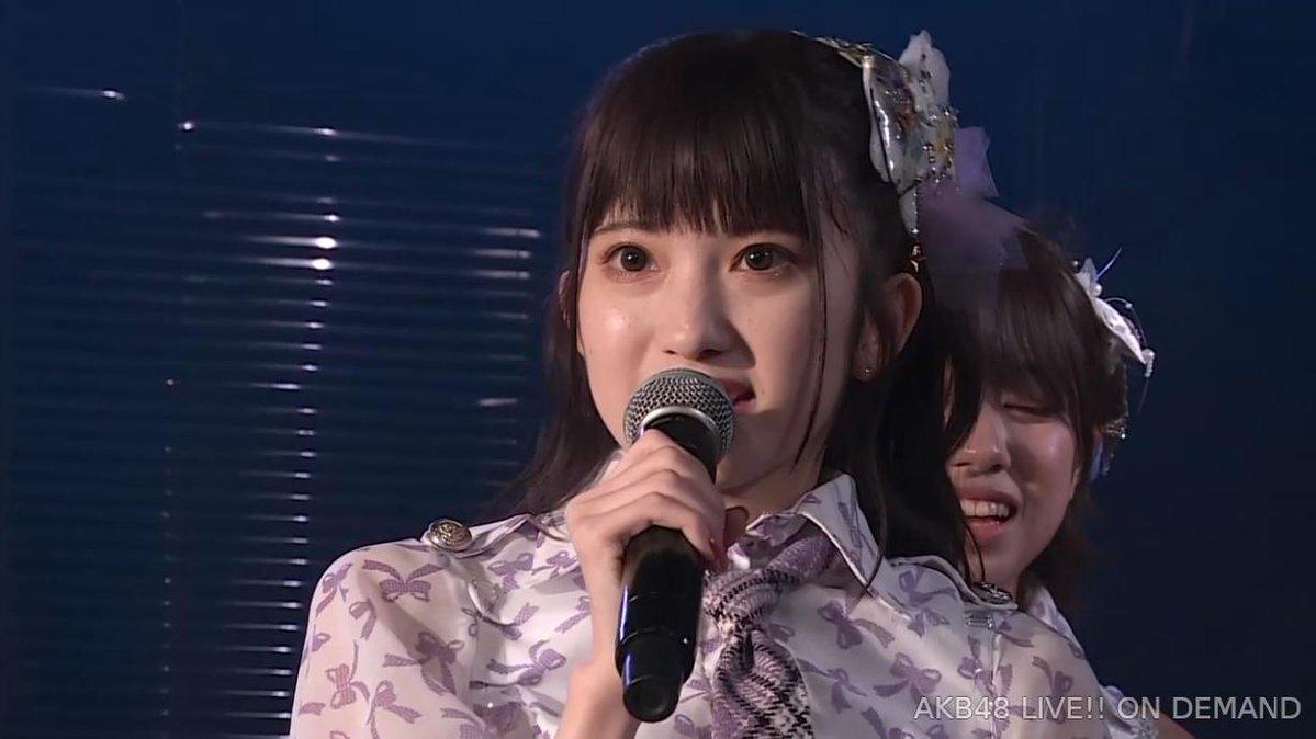 【速報】AKB48チーム8 寺田美咲が卒業発表