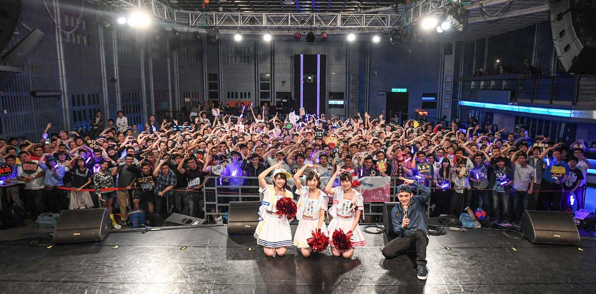 【チーム8】 香港のエイターによる ガチ恋口上wwwwwwwwwww