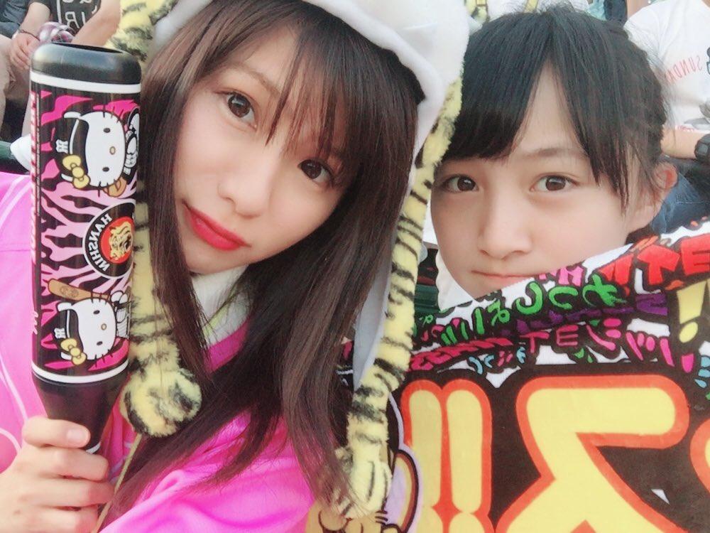【動画】NMB48 山本彩加と谷川愛梨のボトルキャップチャレンジwwwwwwwwww