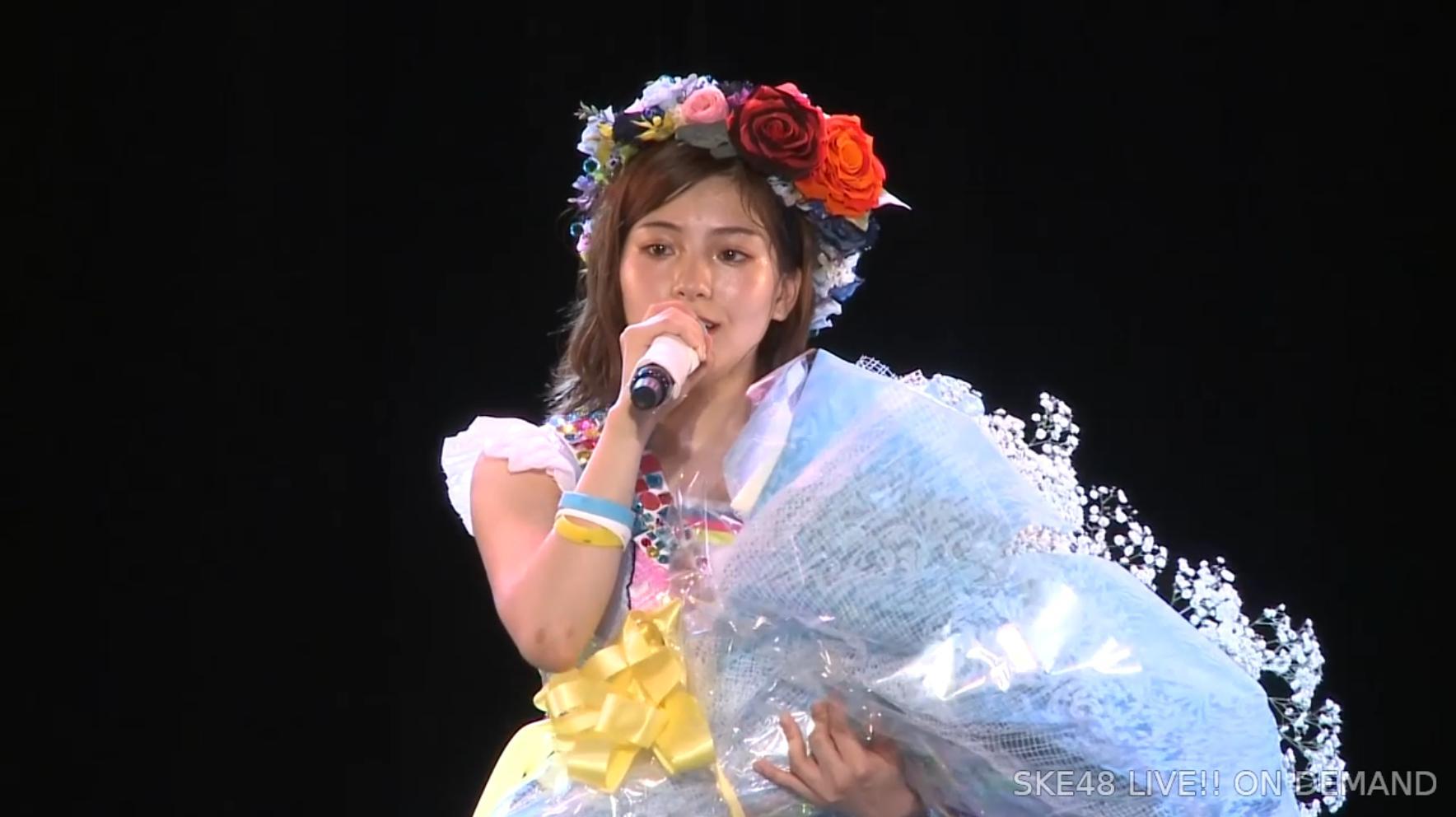 【速報】SKE48後藤楽々、卒業を発表