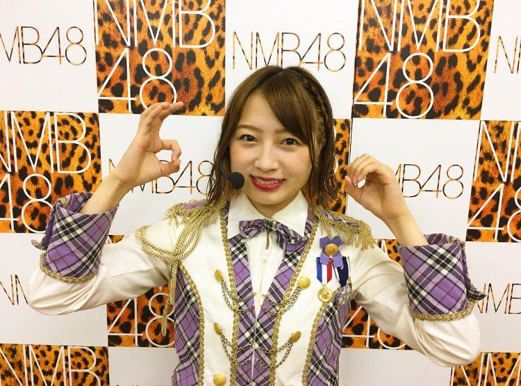 NMB48東由樹がピンチヒッターで600回公演を達成